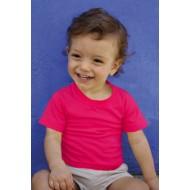 JHK TSRB150, Koszulka dla niemowląt, fucsia
