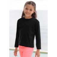 JHK TSRK150LS, Koszulka dziecięca, black
