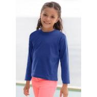 JHK TSRK150LS, Koszulka dziecięca, royal blue