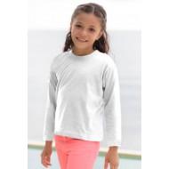 JHK TSRK150LS, Koszulka dziecięca, white