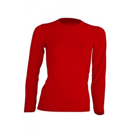 T shirt damski z długim rękawem JHK TSRL150 LS marki JHK