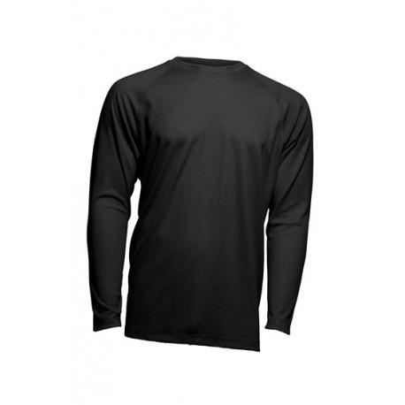 JHK SPORTMANLS, Sport Man, Koszulka męska, dł. rękaw raglan, black