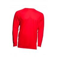 JHK SPORTMANLS, Sport Man, Koszulka męska, dł. rękaw raglan, red