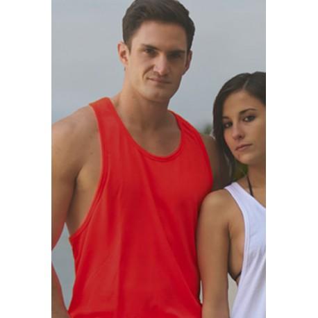 JHK TSUALBCH, Sport Man, T-shirt bez rękawów, bokserka, red
