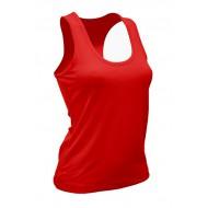 JHK SPORTARUBALADY, Sport Lady, Damski T-back, red
