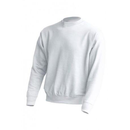JHK SWRA290, Bluza dresowa męska, white