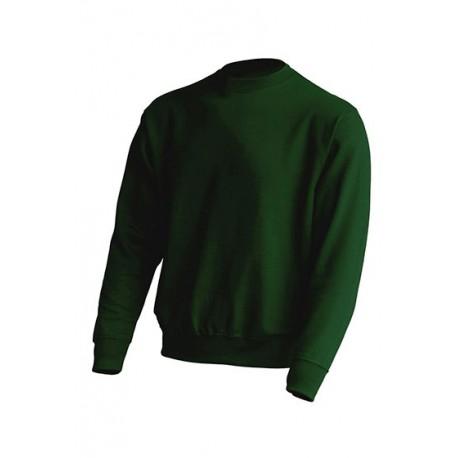 JHK SWRA290, Bluza dresowa męska, bottle green