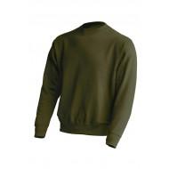 JHK SWRA290, Bluza dresowa męska, khaki