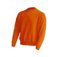 JHK SWRA290, Bluza dresowa męska, orange