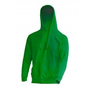 JHK SWRAKNG, Bluza dresowa z kapturem męska, kelly green