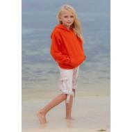 JHK SWRKKNG, Bluza dresowa z kapturem młodzieżowa, orange