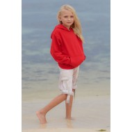 JHK SWRKKNG, Bluza dresowa z kapturem młodzieżowa, red