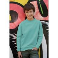 JHK SWRK290, Bluza dresowa młodzieżowa, sky blue