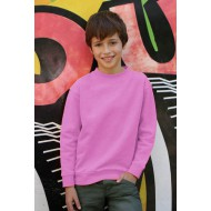 JHK SWRK290, Bluza dresowa młodzieżowa, pink