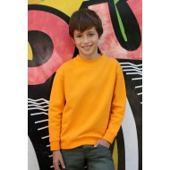 JHK SWRK290, Bluza dresowa młodzieżowa, peach