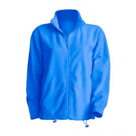 JHK FLRA300, Bluza polarowa rozpinana męska, aqua