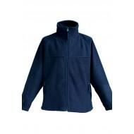 JHK FLRK300, Bluza polarowa rozpinana dziecięca, navy