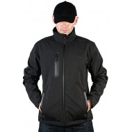 JHK SLRA800, Softshell, black