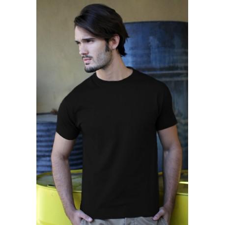 JHK TSUA150, Koszulka męska typu SLIM, black