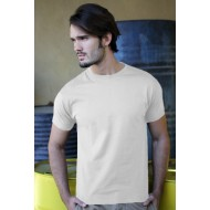 JHK TSUA150, Koszulka męska typu SLIM, white