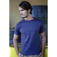 JHK TSUA150, Koszulka męska typu SLIM, royal blue