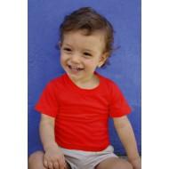 JHK TSRB150, Koszulka dla niemowląt, red