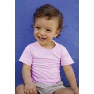 JHK TSRB150, Koszulka dla niemowląt, pink