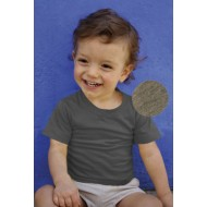JHK TSRB150, Koszulka dla niemowląt, grey melange