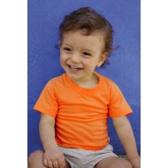 JHK TSRB150, Koszulka dla niemowląt, orange