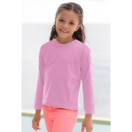 JHK TSRK150LS, Koszulka dziecięca, pink