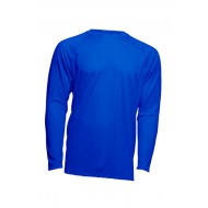 JHK SPORTMANLS, Sport Man, Koszulka męska, dł. rękaw raglan, royal blue