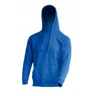 JHK SWRAKNG, Bluza dresowa z kapturem męska, royal blue
