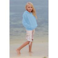 JHK SWRKKNG, Bluza dresowa z kapturem młodzieżowa, sky blue