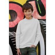 JHK SWRK290, Bluza dresowa młodzieżowa, white