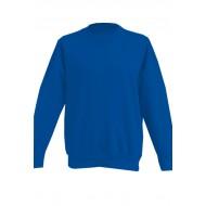 JHK SWRK290, Bluza dresowa młodzieżowa, royal blue