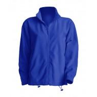 JHK FLRA300, Bluza polarowa rozpinana męska, royal blue